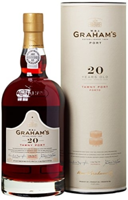 Graham's Tawny Port 20 Years Lieblich (1 x 0.75 l) - 1