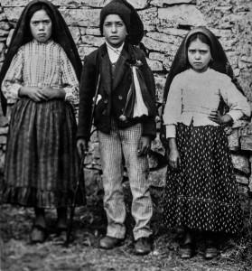 Fatima Kinder Portugal Wallfahrt