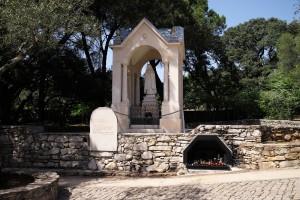 Fatima Ort der Marienerscheinung