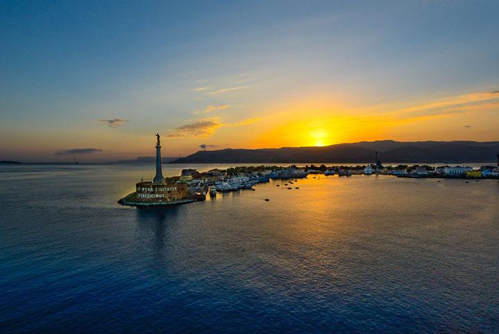 Hafenstädte in Südeuropa